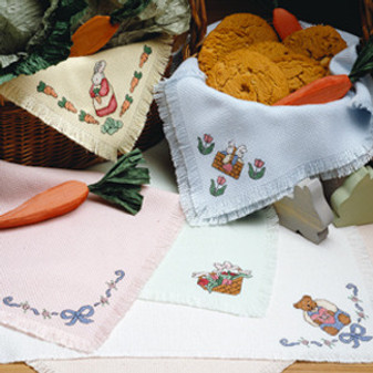 ePattern Winsome Country Bread Covers