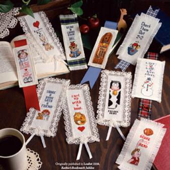 ePattern Bookmark Jubilee