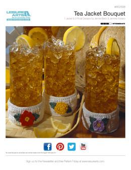 ePattern Tea Jacket Bouquet