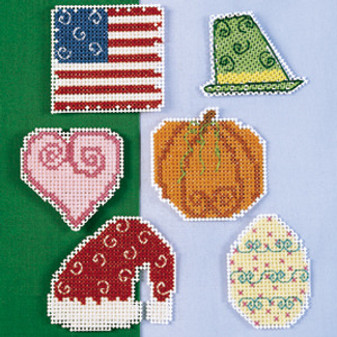 ePattern Holiday Pins