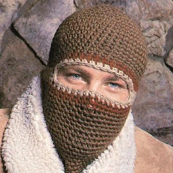 ePattern Bulky Ski Mask