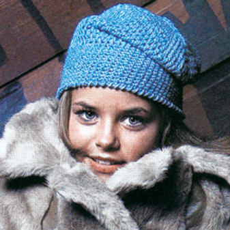 ePattern Winter Warmer Hat