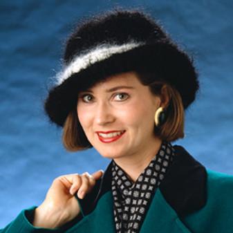 ePattern Mohair Brim Hat