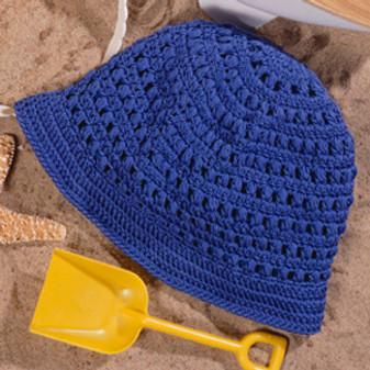 ePattern Cotton Pull-On Hat