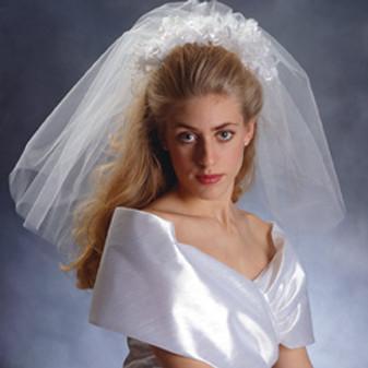 ePattern Radiance Wedding: Bride's Veil