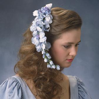 ePattern Radiance Wedding: Bridesmaid's Hair