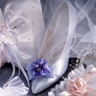 ePattern Radiance Wedding: Bridesmaid's Shoes