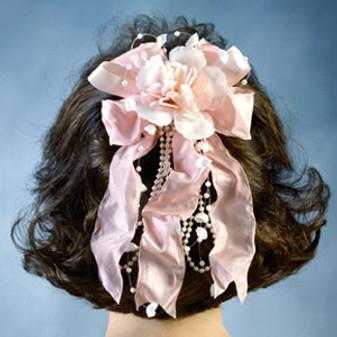 ePattern Victorian Romance Wedding: Bridesmaid's Hair Bow