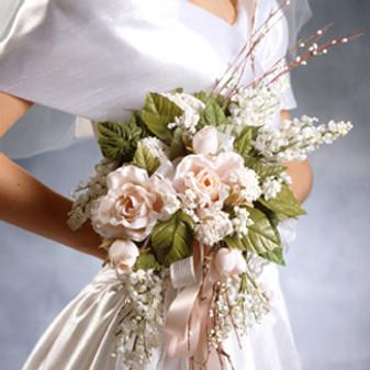 ePattern Victorian Romance Wedding: Bride's Bouquet