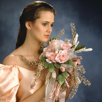 ePattern Victorian Romance Wedding: Bridesmaid's Bouquet