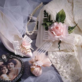 ePattern Victorian Romance Wedding: Accessories