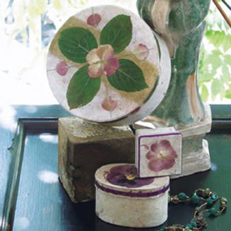 ePattern Floral Boxes