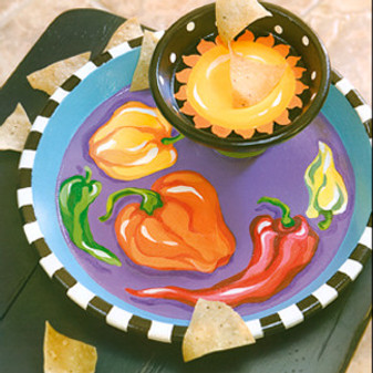 ePattern Fiesta Chip & Dip