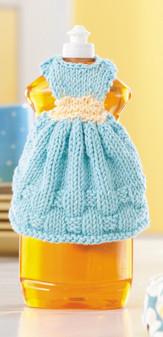 ePattern Night on the Town Dishcloth Dress
