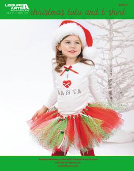 ePattern Christmas Tutu and T-Shirt