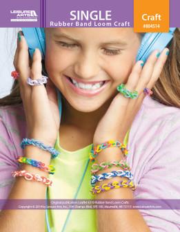 ePattern Single Rubber Band Bracelet