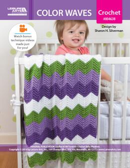 ePattern Color Waves: Blankets