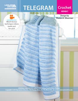 ePattern Telegram: Baby Blankets