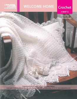 ePattern Welcome Home Baby Afghan