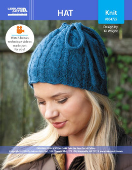 ePattern Cable Hat
