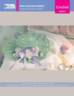ePattern Pincushion Bonnet