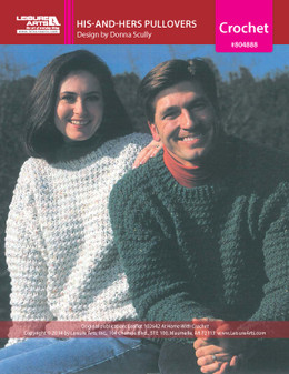 ePattern His-and-Hers Pullovers
