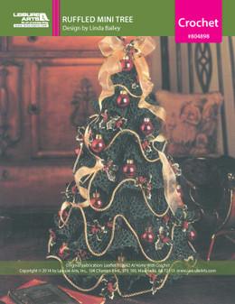 ePattern Ruffled Mini Tree