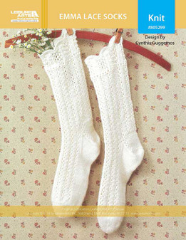 ePattern Emma Lace Socks