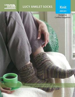 ePattern Lucy Anklet Socks