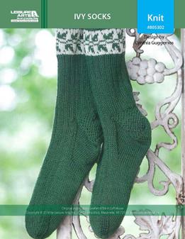 ePattern Ivy Socks