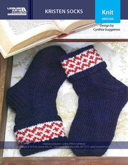ePattern Kristen Socks