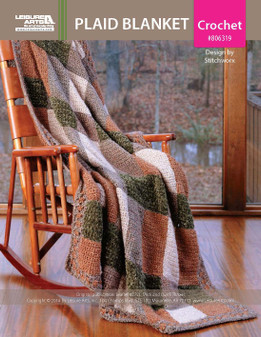 ePattern Plaid Blanket