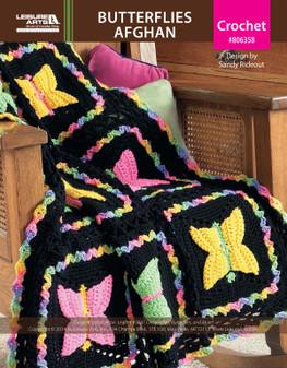 ePattern Butterflies Afghan