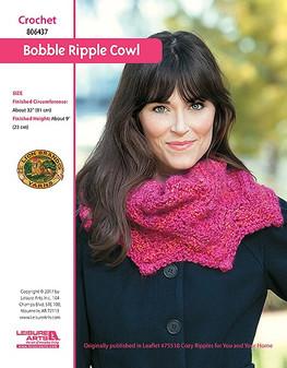 ePattern Bobble Ripple Cowl