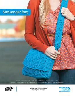 ePattern Messenger Bag