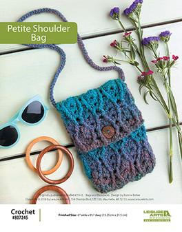 ePattern Petite Shoulder Bag