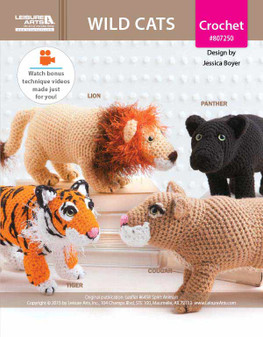 ePattern Wild Cats Panther, Cougar, Tiger, & Lion