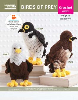 ePattern Birds of Prey Eagle, Hawk, & Falcon
