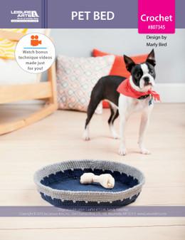 ePattern Pet Bed