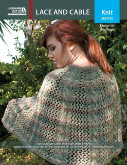 ePattern Lace And Cable
