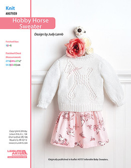 ePattern Hobby Horse Sweater