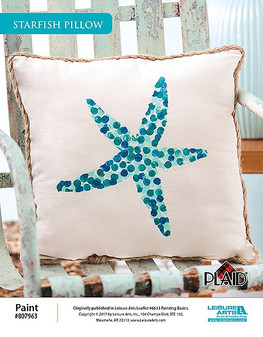 ePattern Starfish Pillow
