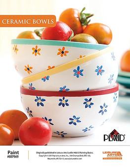ePattern Ceramic Bowls