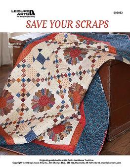 ePattern Save Your Scraps