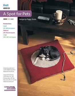 ePattern A Spot for Pets
