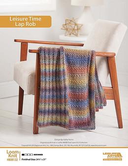 ePattern Leisure Time Lap Robe