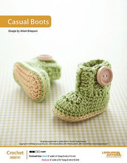 ePattern Casual Boots