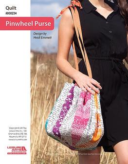 ePattern Pinwheel Purse