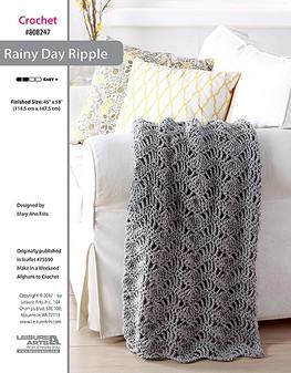 ePattern Rainy Day Ripple