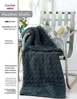 ePattern Heather Shells